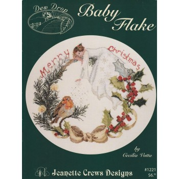Copos de Bebé por Cecilia Votta