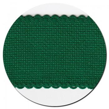 Entredos Verde con Ribete Verde 5 cm.