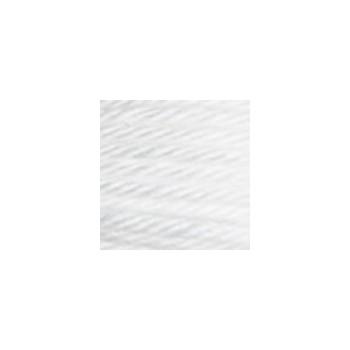 Hilo Retors de Algodón DMC Blanc