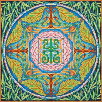 Mandala de la Salud