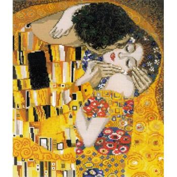 El Beso (G. Klimt)