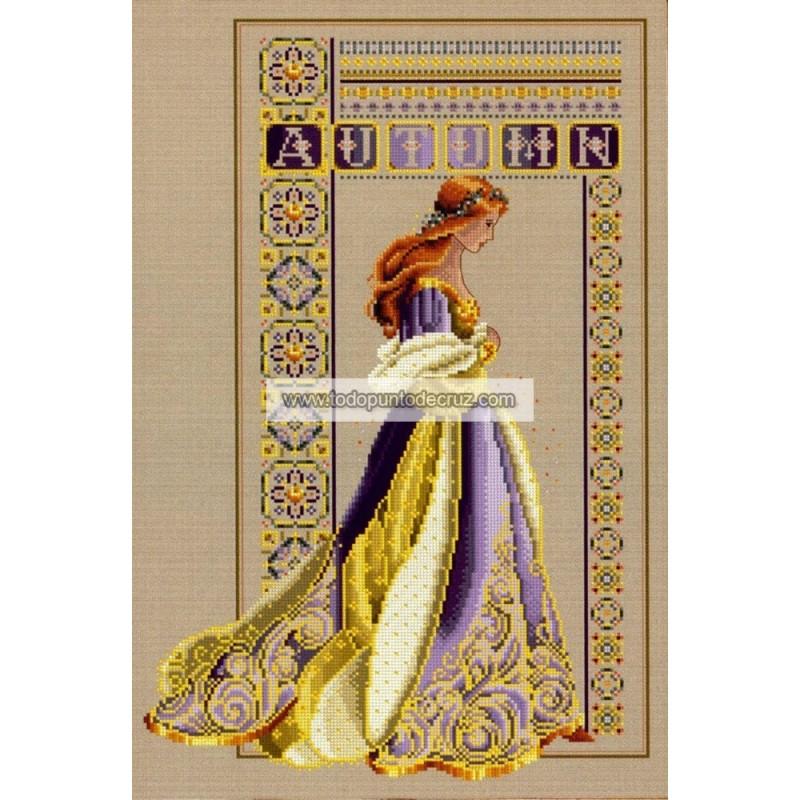 Otoño Celta LL58 Lavender Lace