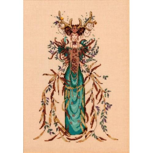 La Diosa de la Catedral del Bosque