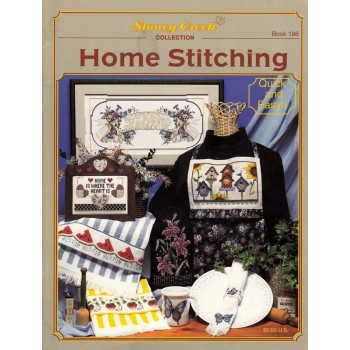 Bordados para el Hogar Stoney Creek 186 Home Stitching