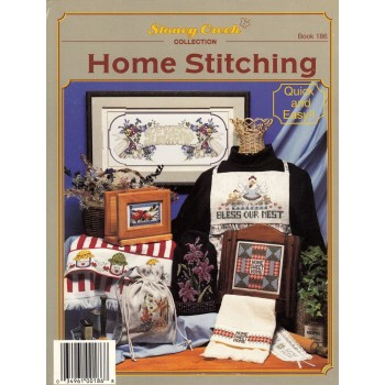 Bordados para el Hogar Stoney Creek 186 Home Stitching