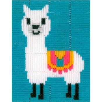 Llama (Puntada Larga) Vervaco 0173595 Lama