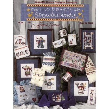 Muñecos de Nieve Jeanette Crews 22150 business like snowbusiness Alma Lynne