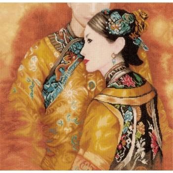 Pareja Asiática Lanarte PN-0147587 Oriental Couple