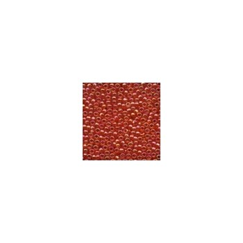 Abalorio Mill Hill bead 00165 Christmas Red