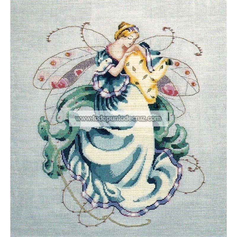 La Soñadora Encantada Mirabilia MD43 Enchanted Dreamer