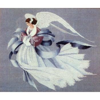 El Ángel del Invierno Lavender Lace LL30 Angel of  Winter