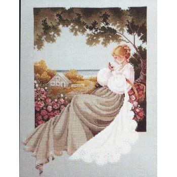La Rosa de Nantucket Lavender Lace LL20 Nantucket Rose