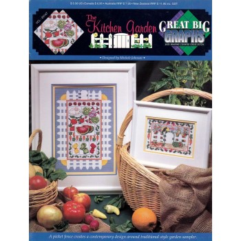 Un Jardín en la Cocina True Colors VCL-20147 Kitchen Garden