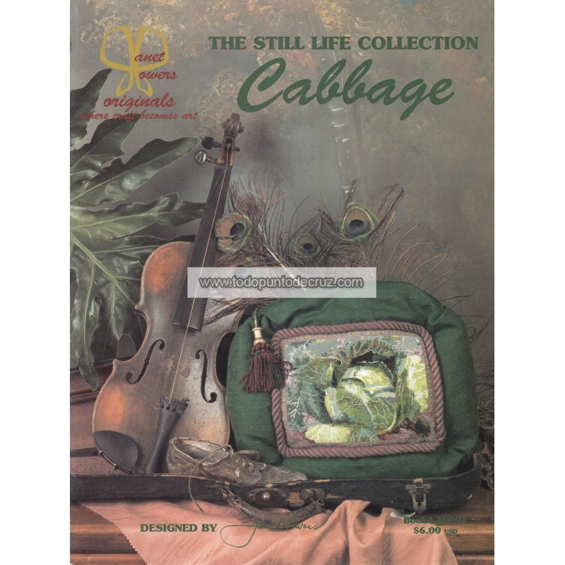 Repollo Jeanette Crews 30001 Janet Powers Cabbage