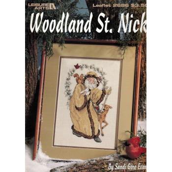 San Nicolás del Bosque Leisure Arts 2686 Woodland St Nick