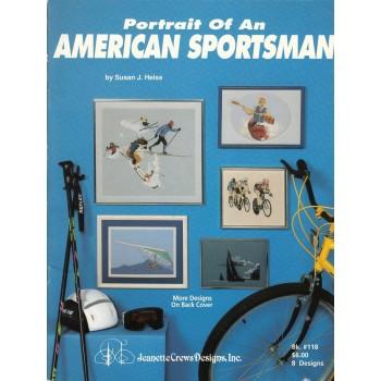 Retrato de un Deportista Jeanette Crews 118 American Sportsman