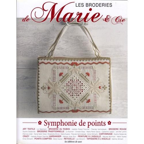 Los Bordados de Marie & cia (Sinfonía de puntos)