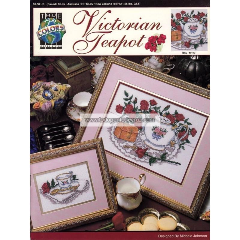 Tetera Victoriana True Colors BCL10173 Victorian Teapot