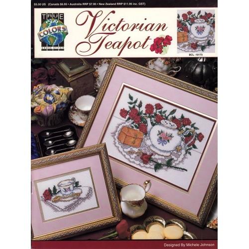Tetera Victoriana