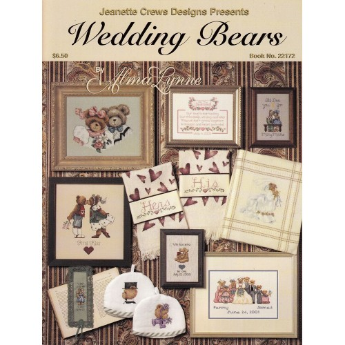 Ositos de Boda Jeanette Crews 22172 Wedding Bears