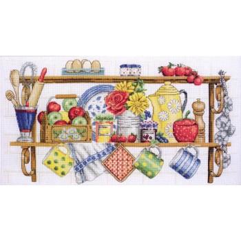 La Estantería de la Cocina Anchor PCE757 Kitchen Shelf