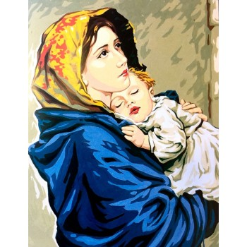 Virgen con Niño