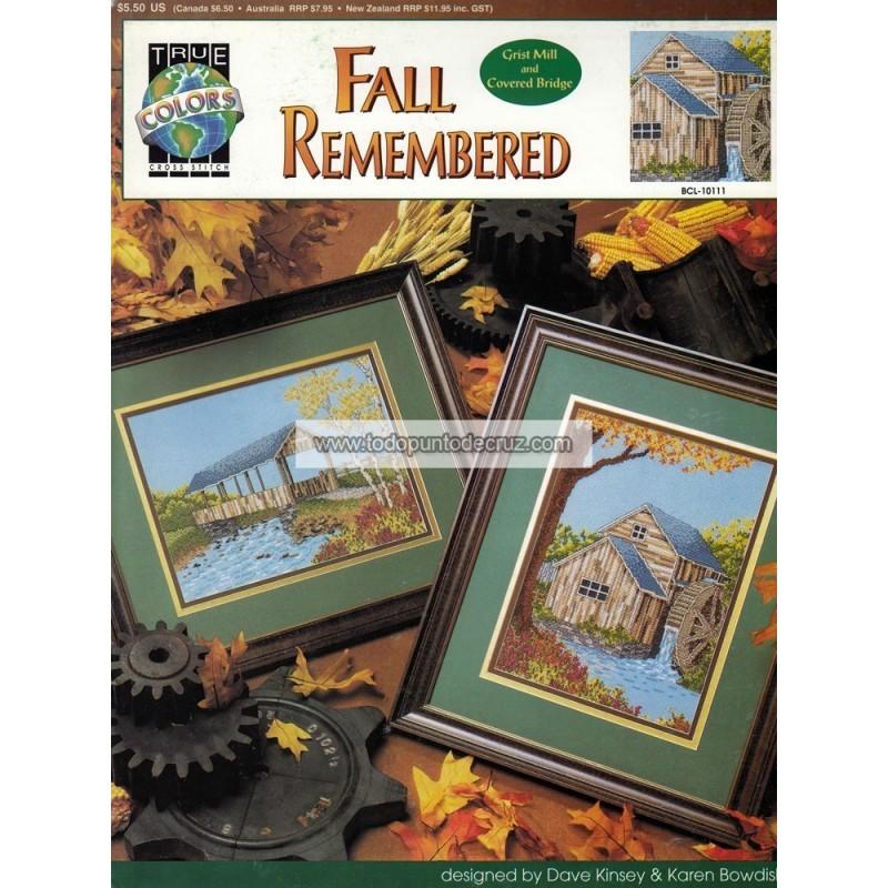 Recuerdos en Otoño True Colors BCL10111 Autumn Remebered