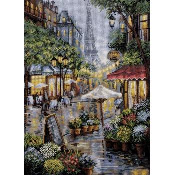 Llueve en París Merejka K-162 Rainy Paris