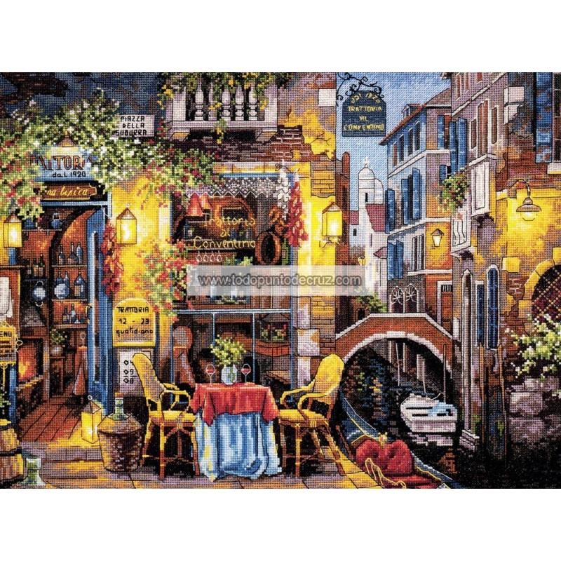 Nuestro Lugar Especial en Venecia Merejka K-160 Our Special Place in Venice