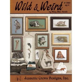 Salvaje y Extraño Jeanette Crews 1190 Wild & Weird