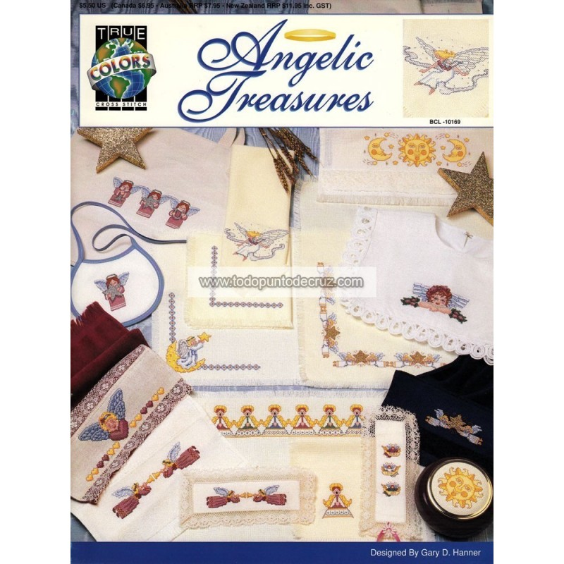 Tesoros Angelicales True Colors BCL-10169 Angelic Treasures
