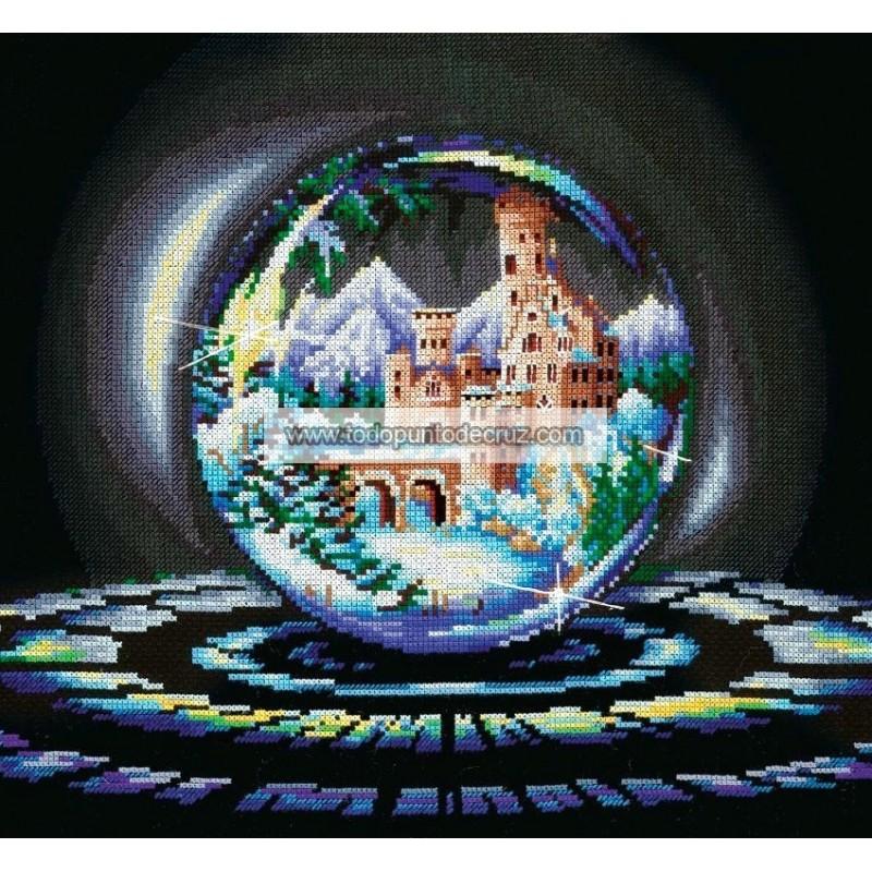 Esferas de los Deseos: Maravillas de Invierno Andriana S05 Spheres of Desires: winter wonder