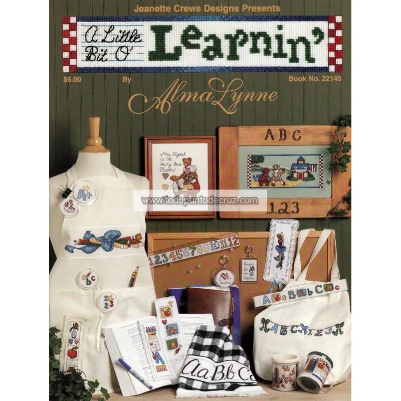 Vamos a Aprender Jeanette Crews 22145 Little Bit O' Learning