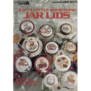 Ideas para Tarros o Posavasos Leisure Arts 950 Jar Lids