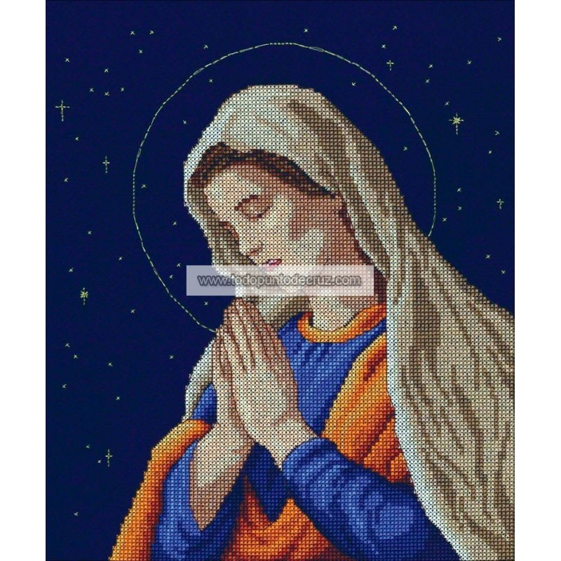 Virgen Rezando Janlynn 7005 Madonna