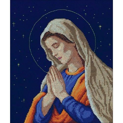 Virgen Rezando