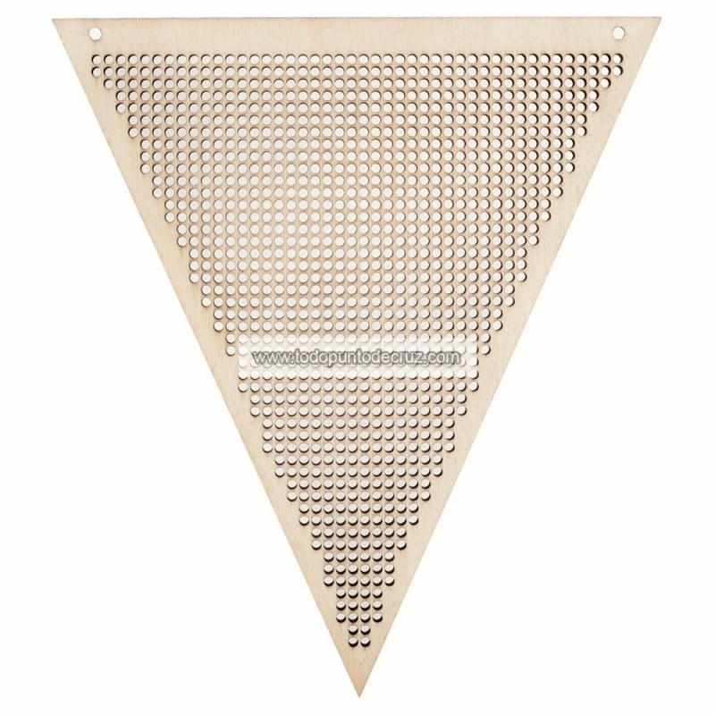Banderola Triangular TN007 Trimits Banner