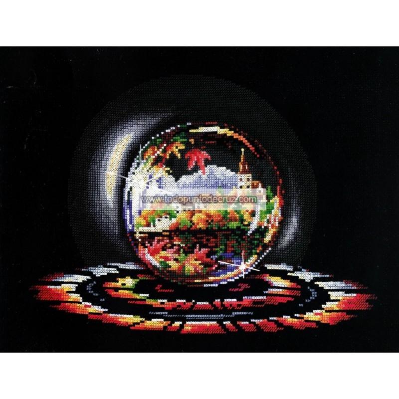 Esferas de los Deseos: Sueños de Otoño Andriana S-02 Autumn Dreams Sphere