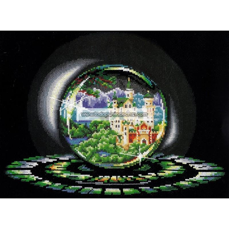 Esferas de los Deseos: Visiones de Verano Andriana S-03 Summer Visions Sphere