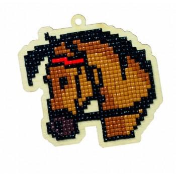 Máximus, el caballo con diamantes