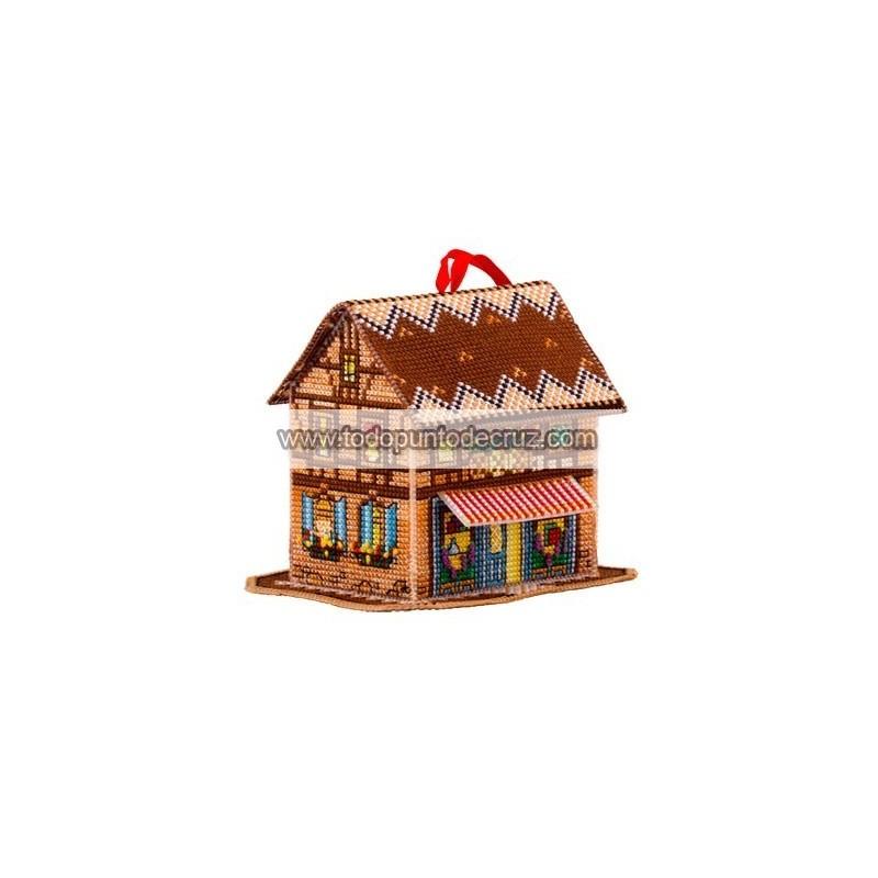 Casita de Cuento Panna IG-1573 Fairytale House