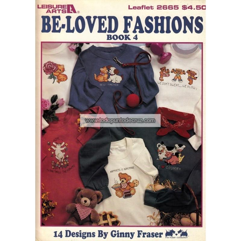 Decora tu ropa II Leisure Arts 2665 Be-Loved Fashions