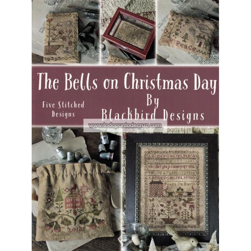 Las Campanas del Día de Navidad Blackbird Designs 308 The Bells on Christmas Day