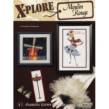 X-Plore Moulin Rouge Jeanette Crews 41502