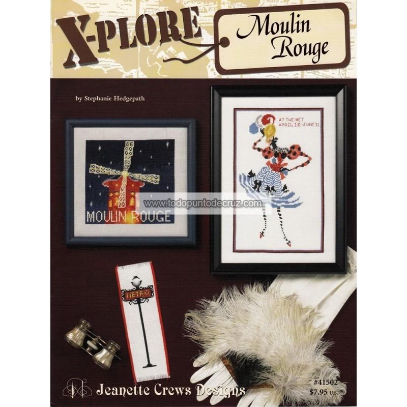 X-Plore Moulin Rouge Jeanette Crews 41502