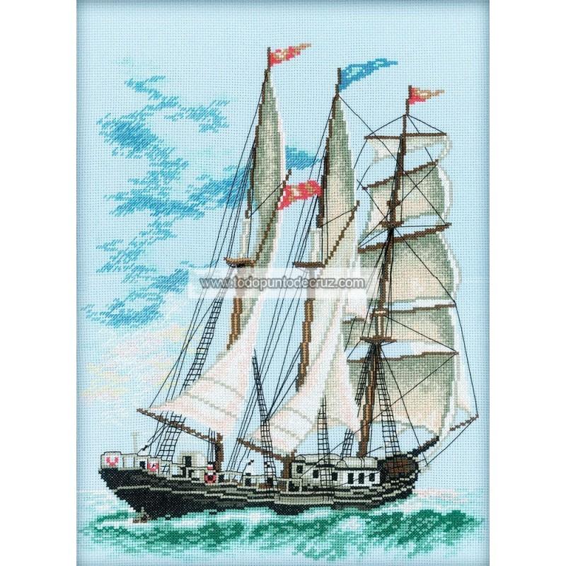 Flota Rusa (S/XIX) RTO M100 Hippolytus Barketine
