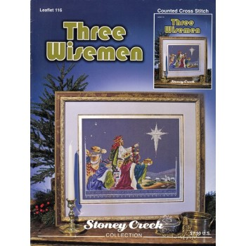 Los Tres Magos Stoney Creek Leaflet 116 Three Wisemen