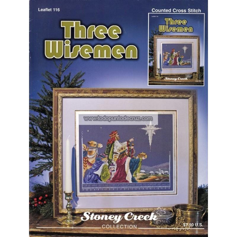 Los Tres Magos Stoney Creek Leaflet 116 Three Wisemen