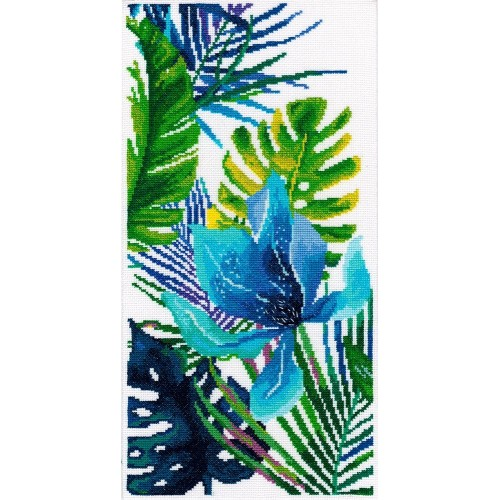 Flor Azul I