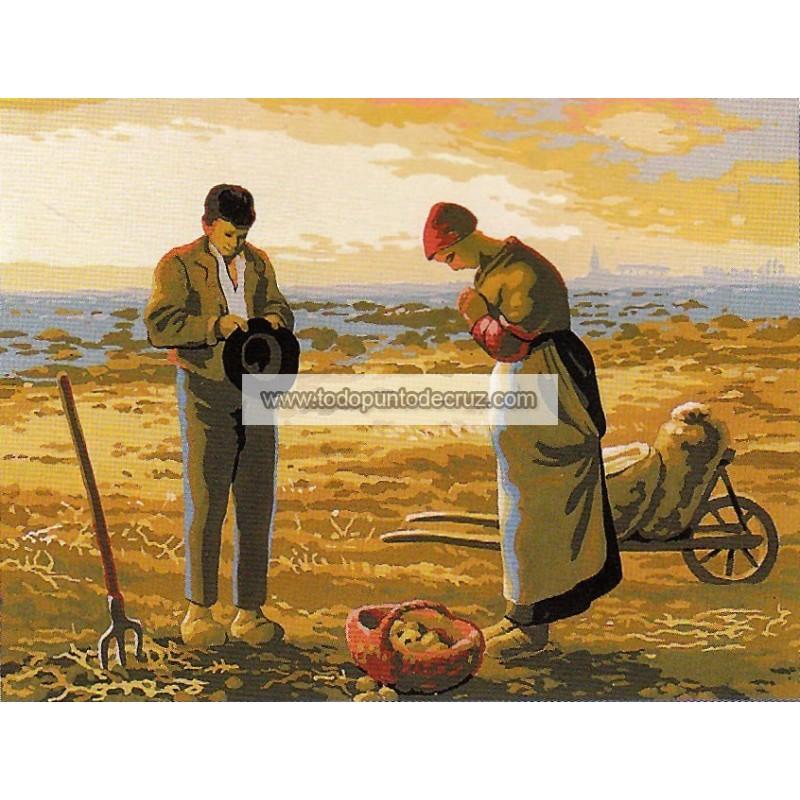 El Ángelus (Millet) Seg de Paris 926.03
